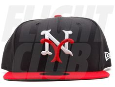 cabe15286 Custom New York Giants 59Fifty Fitted Cap By NEW ERA x MLB Fitted Baseball  Caps