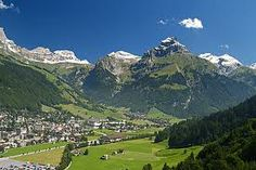 Engleberg Switzerland...the hills are alive with the sound of music, wait that is austria.