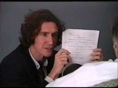 ▶ Paul McGann's Doctor Who audition tape teaser - HAVE YOU SEEN THIS???????