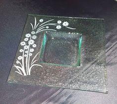 AnimaBlog: PIATTI ( #glass #engraving #vetro #inciso )