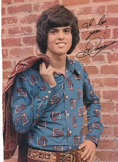 Donny Osmond - Have this poster HA