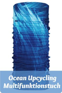 Ocean Upcycling Multifunktionstuch - aus Meeresplastik hergestellt, nahtloses Halstuch, nachhaltiges Schlauchtuch, Schal, Kopftuch, Stirnband, verschiedenste Designs, Unisex, 10 Tragevarianten, Wiederverwertung von Meeresabfällen und PET Ressourcensparend made in Germany Hoher Feuchtigkeitstransport Atmungsaktiv Schnell trocknend Material: 100% SEAQUAL™ zertifiziertes Garn Als Amazon Affiliate verdiene ich an qualifizierten Käufen. Selbstverständlich ohne Aufpreis für dich. Designs, Tie Dye Skirt, Material, Unisex, Upcycling, Headband Bun, Sustainability, Random Stuff, Threading