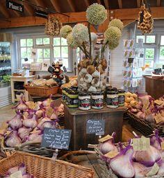 Garlic Farm Shop, Isle of Wight