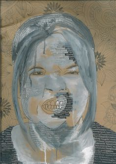 self portrait Portrait, Painting, Art, Art Background, Headshot Photography, Painting Art, Kunst, Portrait Paintings, Paintings