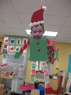 Some lovely Christmas ideas - Polar Express day! Would also work for leprechauns for St. Patrick's Day