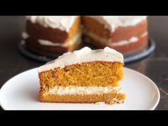 No Cook Desserts, Cake Receta, Carrot Cake, Allrecipes, Vanilla Cake, Sweet Recipes, Carrots, Cooking, Food