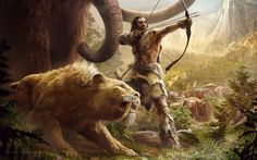@Far Cry Primal Game wallpaper & background http://www.bestwallpapershq.com/far-cry-primal-game.html #GamesWallpaper #GamesBackground