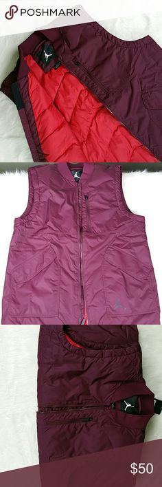 ad3bf3002c3f  Air Jordan  Lifestyle Vest Large