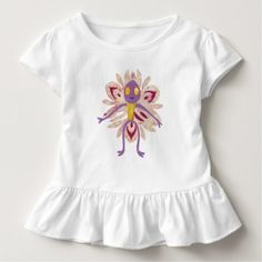 Rönn the space friend toddler t-shirt - paper gifts presents gift idea customize