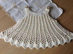 Crochet Baby Dress Swing Dress Tunic ... by PatternParadise | Crocheting Patter... Check more at http://www.newbornbabystuff.com/crochet-baby-dress-swing-dress-tunic-by-patternparadise-crocheting-patter/