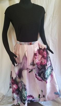 AUTHENTIC TED BAKER POSIE DRESS | Clothing, Shoes & Accessories, Women's Clothing, Dresses | eBay!