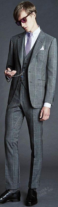 Tom Ford Spring 2016 Menswear | Men's Fashion | Moda Masculina | Shop at designerclothingfans.com