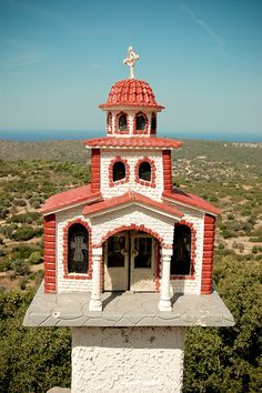 Wayside Shrine | Chios, Greece