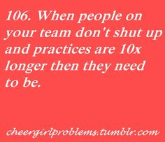 Cheerproblems... -.-