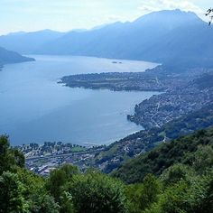 #amazing view from Monti Motti! #Lagomaggiore #photooftheday #beautiful #summer #nature