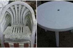 Outdoor Furniture, Outdoor Decor, Stool, Household, Table, Diy, Home Decor, Gardening, Cleaning Recipes