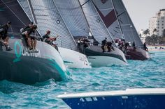 Traffic on the water! Sailboat Racing - Seatech Marine Products & Daily Watermakers