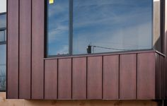 Image result for wall cladding copper
