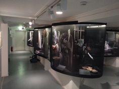 Expositie Museum Airborne Oosterbeek. De evacuatie van Arnhem in W.O. 2