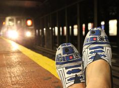 Awesome. #r2d2