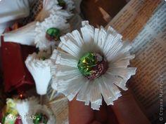Мастер-класс, Свит-дизайн Бумагопластика: Мини МК цветка. Фото 1