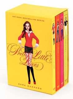 Pretty Little Liars 4-book Collection (Paperback)