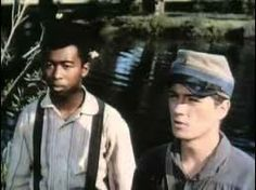 Boy and Gabriel from the movie Shenandoah.