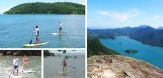 Stand Up Paddle Board in Rio, and anywhere really.