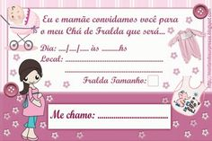 Convite Cha de Fraldas_Menina