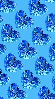 Heart Iphone Wallpaper, Diamond Wallpaper, Iphone Wallpaper Quotes Love, Phone Screen Wallpaper, Sunset Wallpaper, Rose Wallpaper, Trendy Wallpaper, Blue Wallpapers, Wallpaper Backgrounds