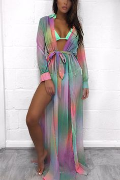 m.lovelywholesale... wholesale-euramerican v neck long sleeves printed see-through polyester cover-ups (with belt)-g162457.html?utm_sourcefacebookutm_mediumsocialutm_content162457ref_urlhttp://m.facebook.com/