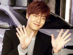 Lee Min Ho for KIA K3S, 2014.