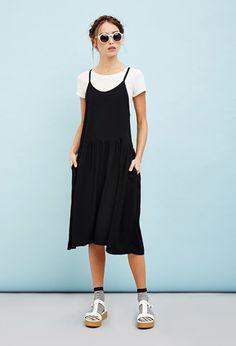 The Whitepepper Crisscross Cami Dress | Forever 21 - 2000131056