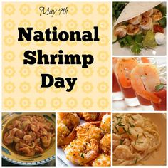 Julia's Simply Southern: National Shrimp Day - May 9th