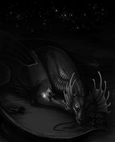 Temeraire - midnight reading by AbelPhee.deviantart.com on @deviantART