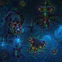#neuralnetwork #deepdream #deepdreamfilterapp #art #google #abstract #deepdreamfiter #Inceptionism