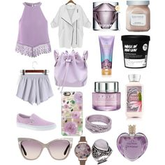 Designer Clothes, Shoes & Bags for Women Purple Color Palettes, Purple Palette, Shoe Bag, Polyvore, Stuff To Buy, Shopping, Shoes, Collection, Design