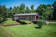 An Ole Covered Bridge