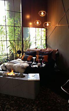 Dormitorio decorado por Cristina Barriga y José María Pascual, en #casadecor