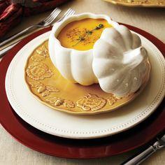 Rustic Pumpkin Soup Bowl   Sur La Table Need these!