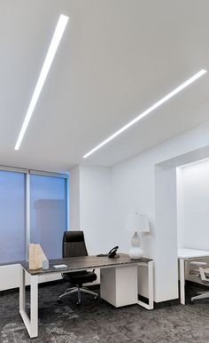 Recessed LEDs for modern offices | Ontario, Canada | TruLine 1.6A - by Pure Lighting