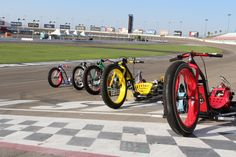 Motorized Drift Trike Las Vegas Speedway