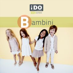 B come Bambini, C come  ______? #alfabetoiDO #iDOkidswear #kids #happykids #alfabeto #lettera