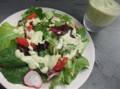 California Guacamole Ranch Dressing