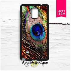Peacock Samsung Galaxy Note 4 Case