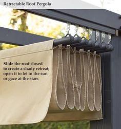 Shade patio