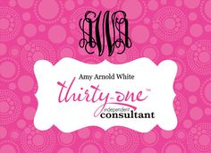 Thirty One Gifts banner