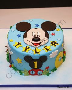 Mickey on Cake Central