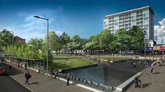 Woolwich_Squares-by-Gustafson_Porter_Landscape_Architecture-19 « Landscape Architecture Works | Landezine
