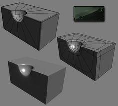 FAQ: How u model dem shapes? Hands-on mini-tuts for mechanical sub-d AKA ADD MORE GEO - Page 19 - Polycount Forum